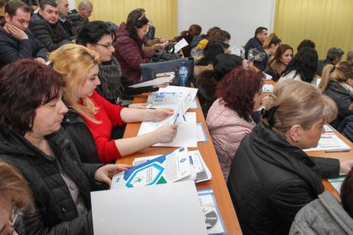 Conferinta lansare proiect SUD-EST - 21 februarie 2018