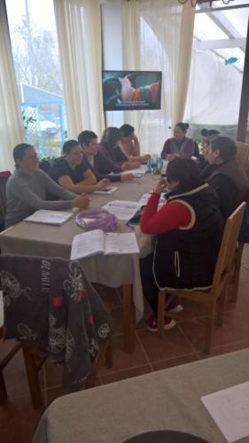 Instruire practică - Lunca, jud Tulcea